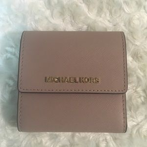 NWT Michael Kors trifold wallet